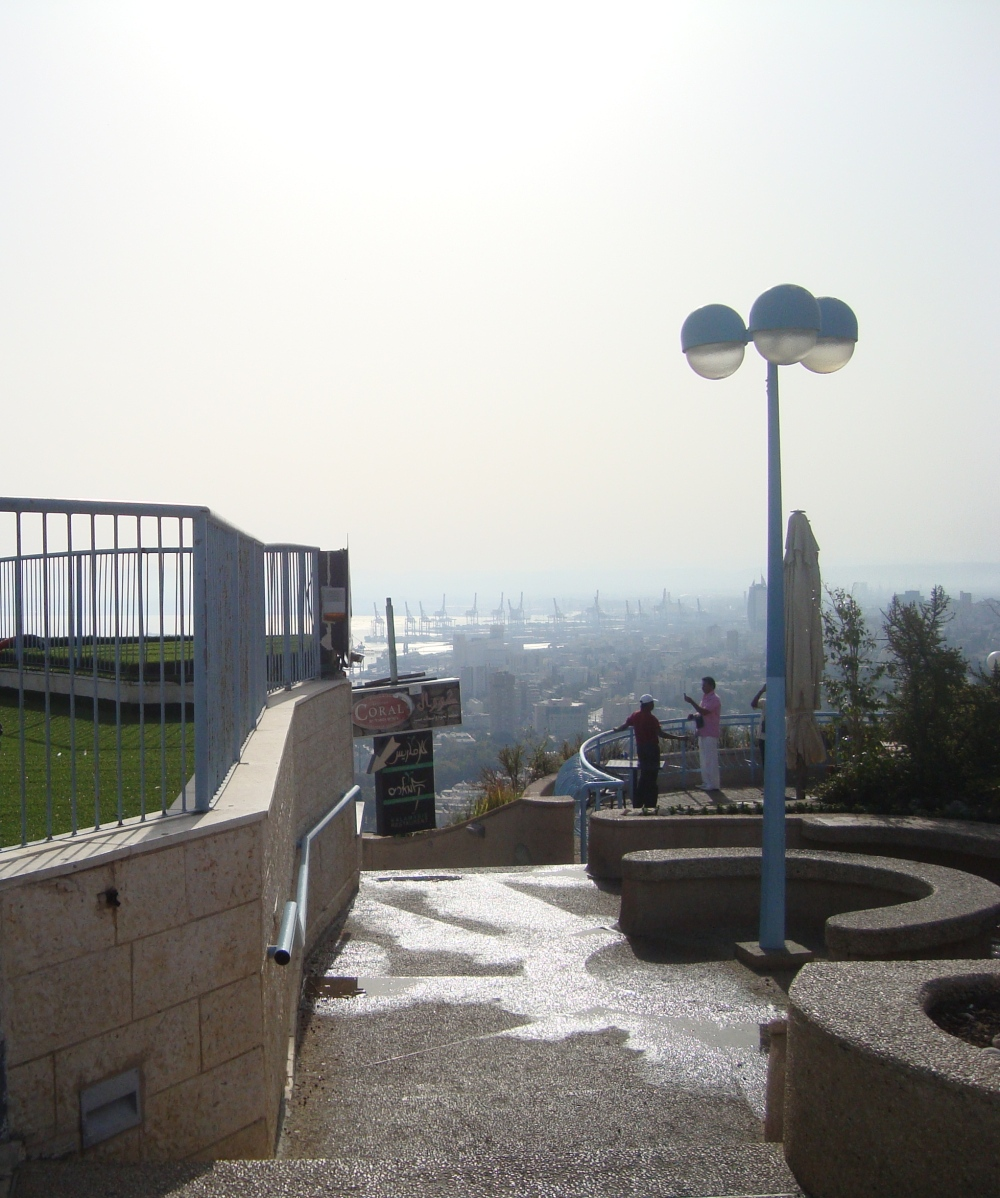 19-Haifa-Mt Carmel-5...